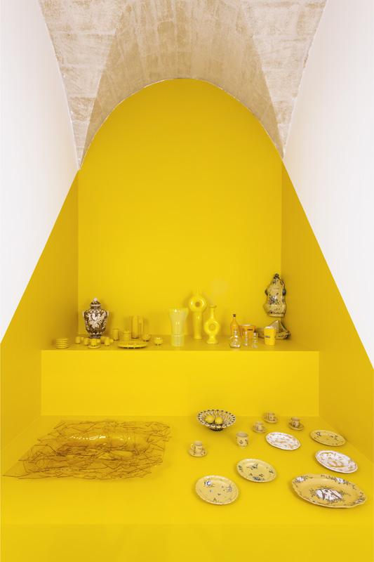Le jaune du Sud – Couleur et géographie.