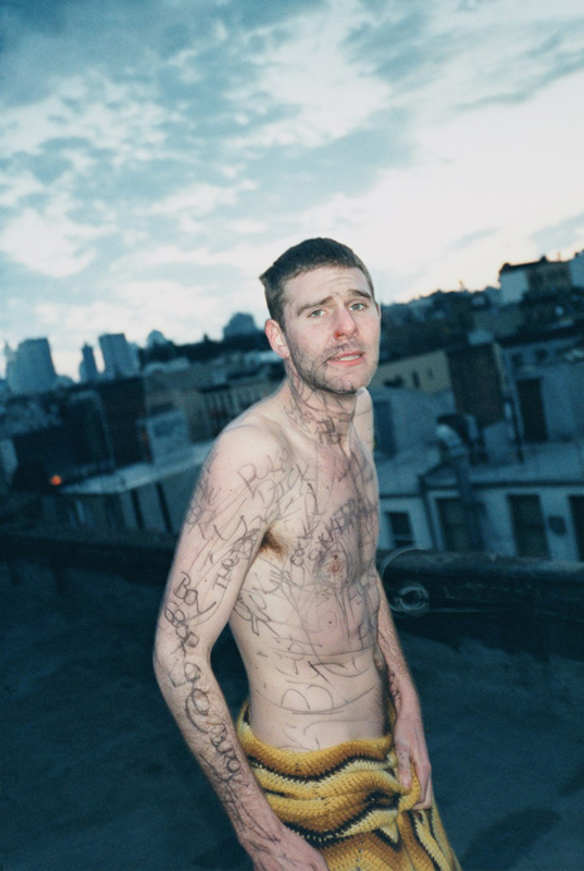 """Dan Dusted"", 2002 Courtesy Ryan McGinley and team (gallery, inc.) © Ryan McGinley."