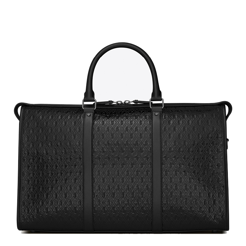 Monogram all over duffle, SAINT LAURENT