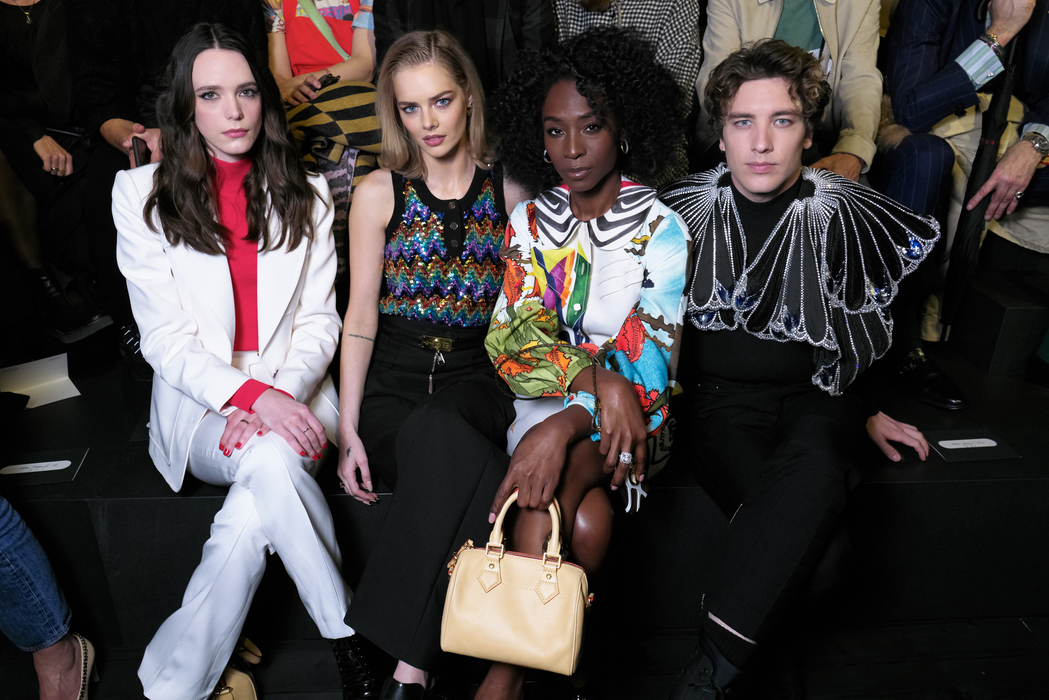 Stacy Martin, Samara Weaving, Angelica Ross et Cody Fern