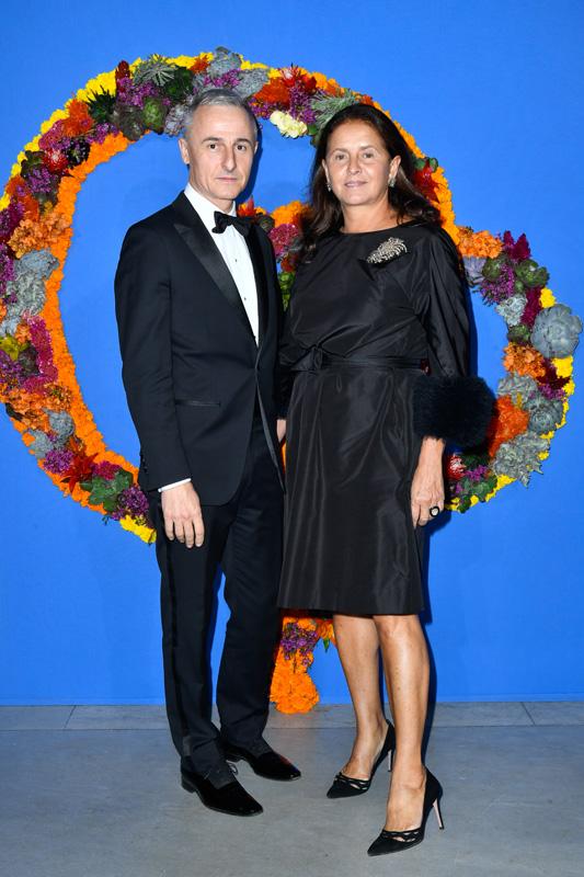 Muriel Brandolini et Hervé Van Der Straeten