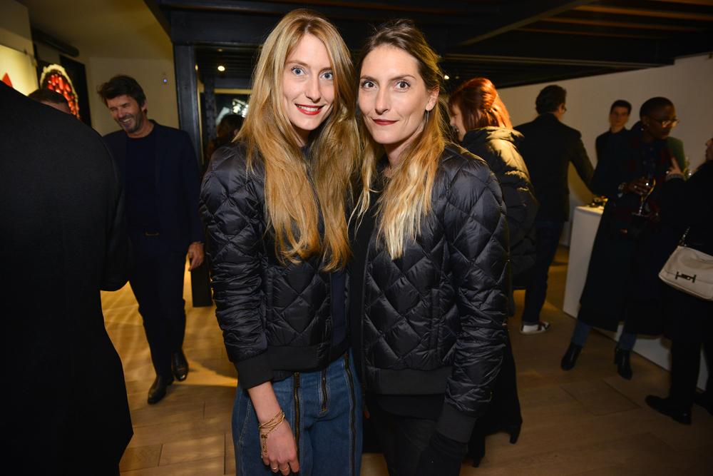 Pauline et Aurélie Vandenbussche