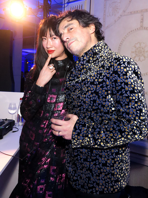Mimi Xu et Ariel Wizman