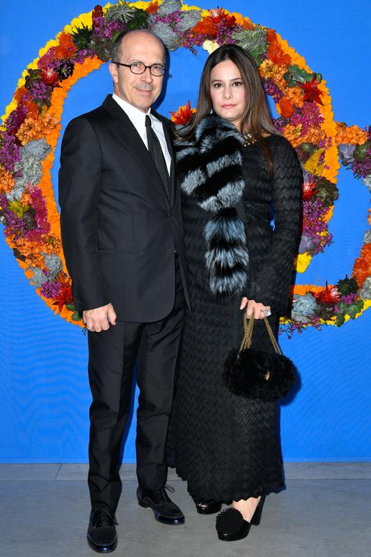 Jean-Marc et Hedieh Loubier