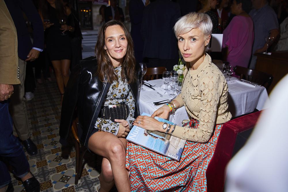 Anne Sophie Berbille et Anne-Sophie Migneaux