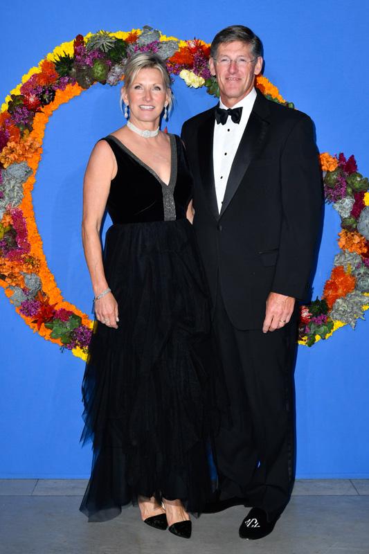 Donna et Mike Corbat