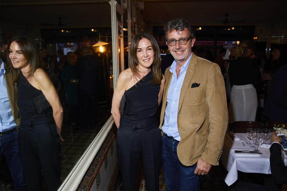 Véronique Tajan et Grégoire Marot