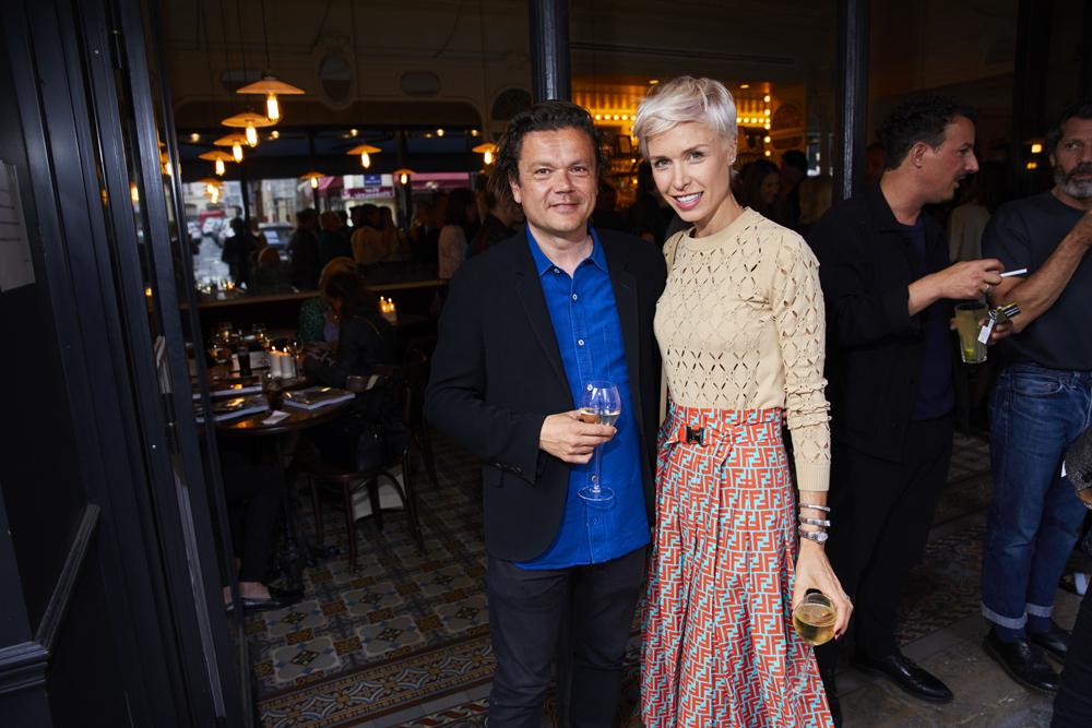 Jean-Michel Othoniel et Anne-Sophie Mignaux