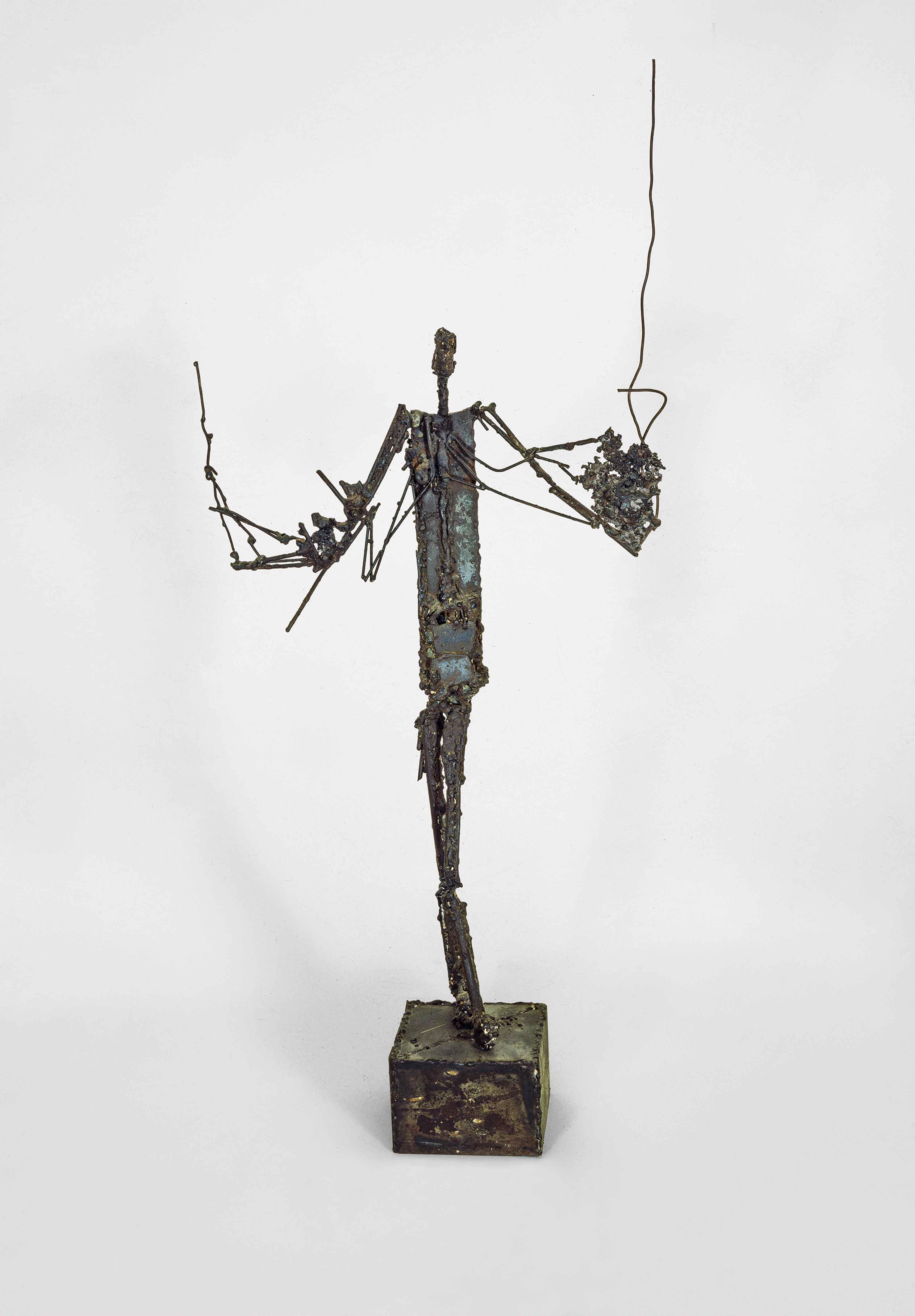 CÉSAR -  L'Homme qui marche, 1954