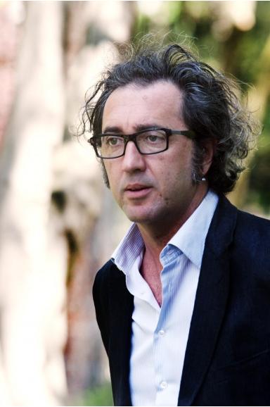 Paolo Sorrentino © C. LARUFFA Splash NewsCorbis