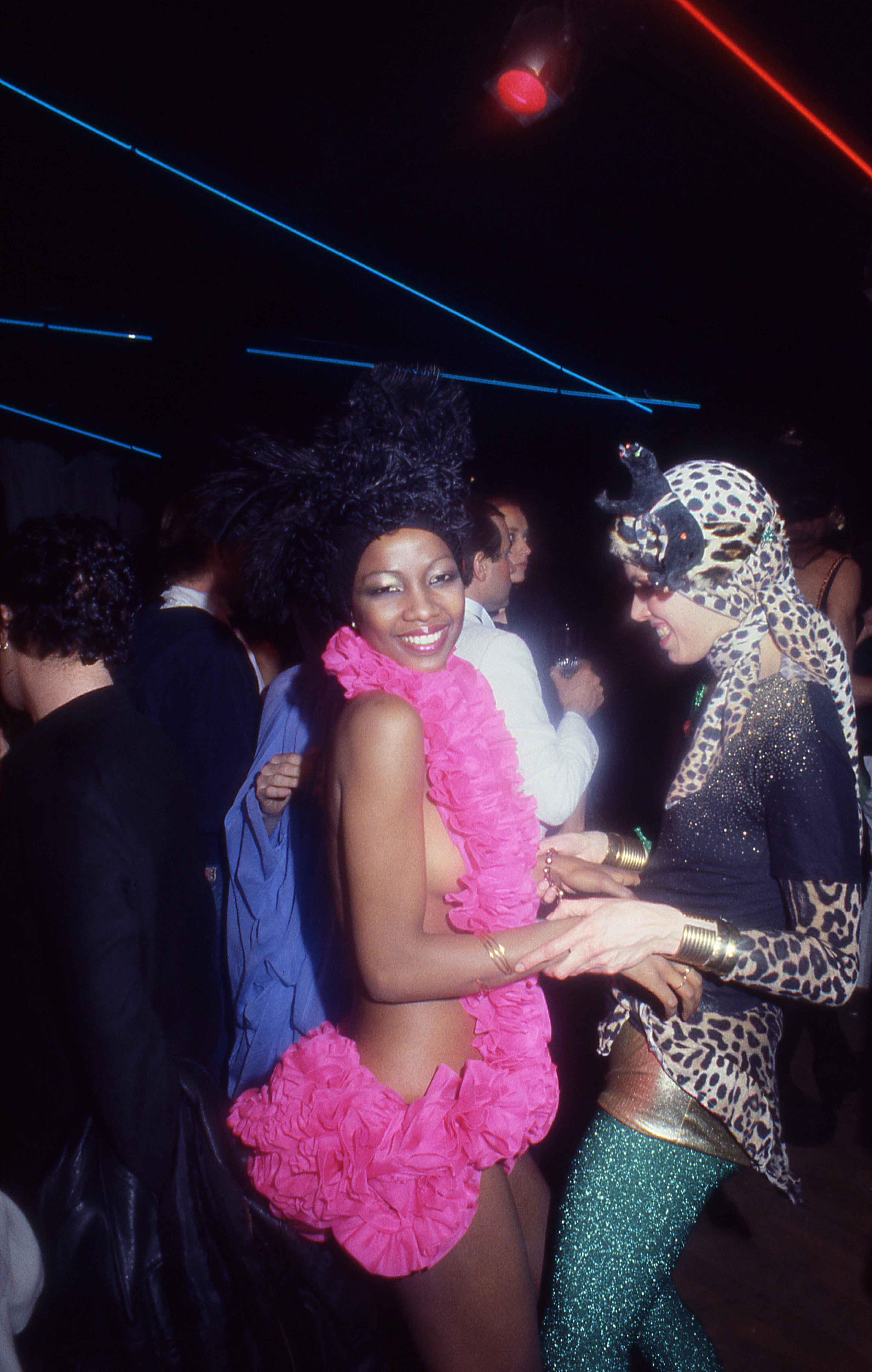 Kenzo Birthday - Le Palace - 11 mars 1978 © Philippe Heurtault