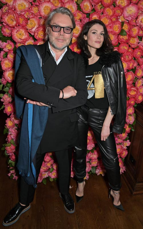 David Downton, Gemma Arterton
