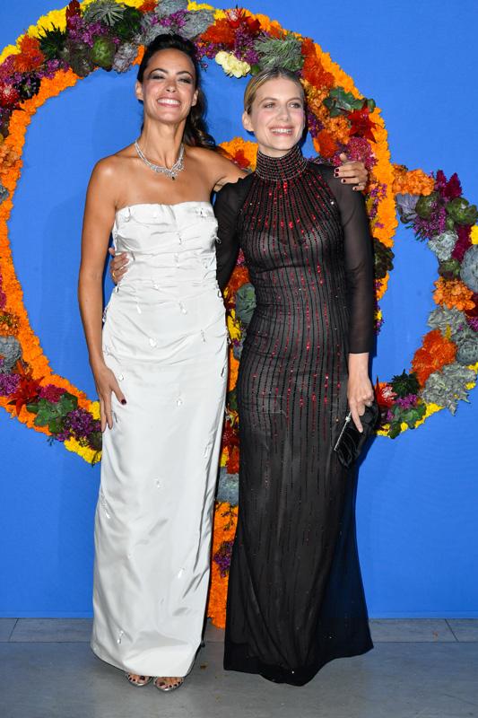 Berenice Bejo et Mélanie Laurent