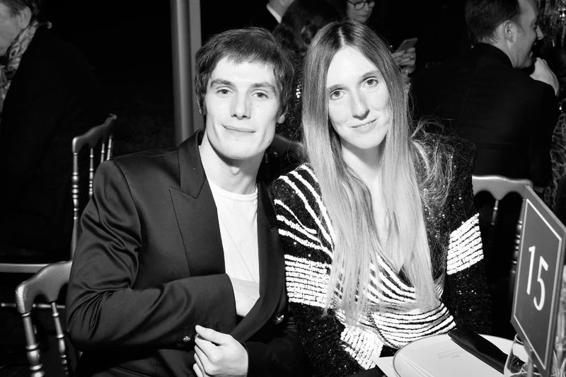 Jérémy Kapone et Delphine Roche
