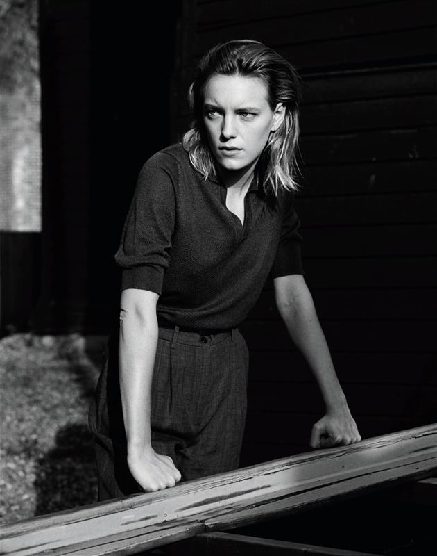 Erika Linder - Hastings