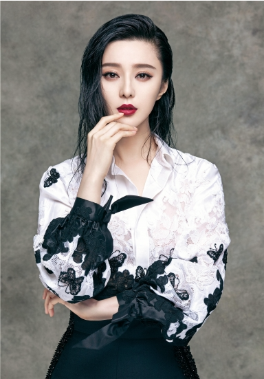 Fan Bingbing © Sun Jun
