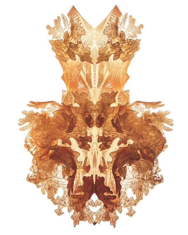 Iris van Herpen Hybrid Holism