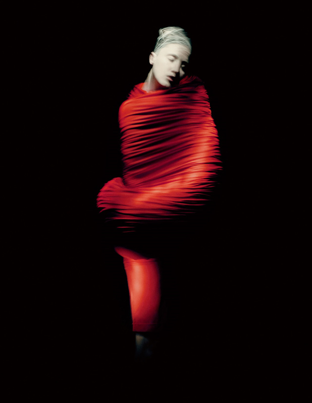 Rei Kawakubo (Japanese, born 1942) for Comme des Garçons (Japanese, founded 1969). Body Meets Dress–Dress Meets Body, spring/summer 1997; Courtesy of Comme des Garçons. Photograph by © Paolo Roversi