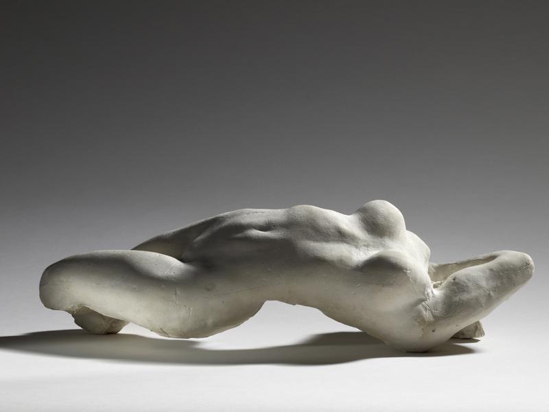 "Auguste Rodin ""Torse d'Adèle"" (1882). Paris, musée Rodin, donation Rodin 1916. Crédit musée Rodin (photo Christian Baraja)."