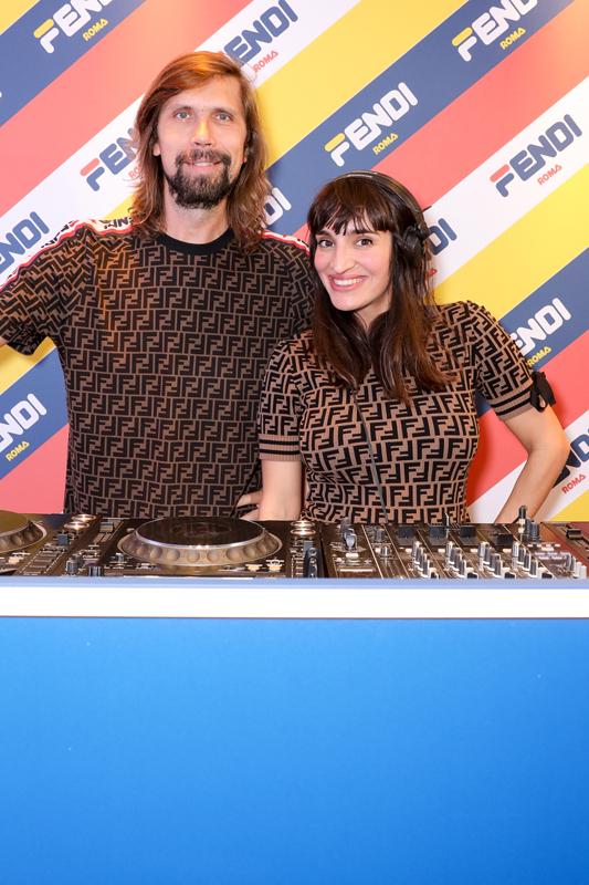 Pedro Winter et DJ Piu Piu