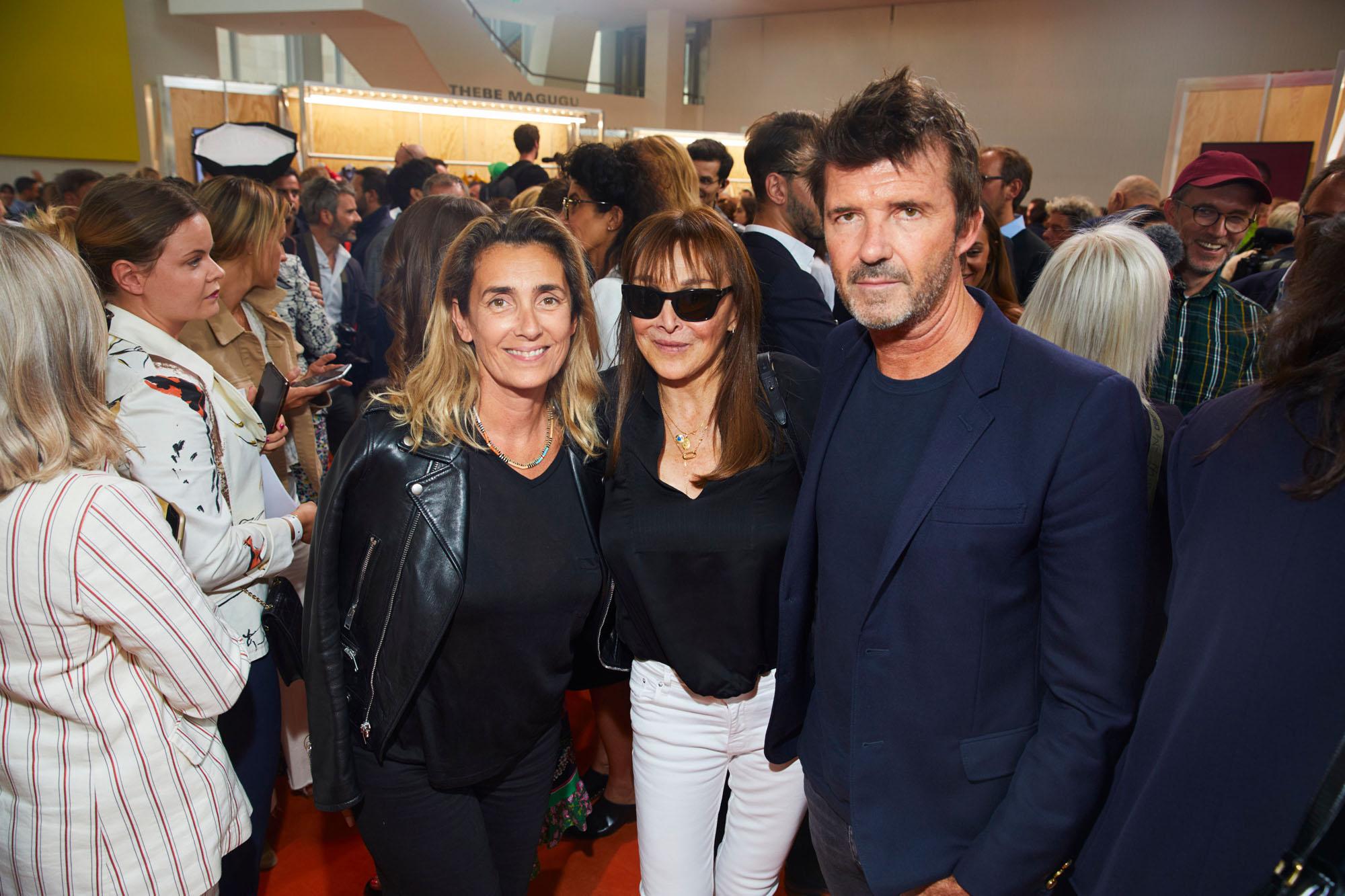 Mademoiselle Agnès, Babeth Djian et Paul Emmanuel Reiffers