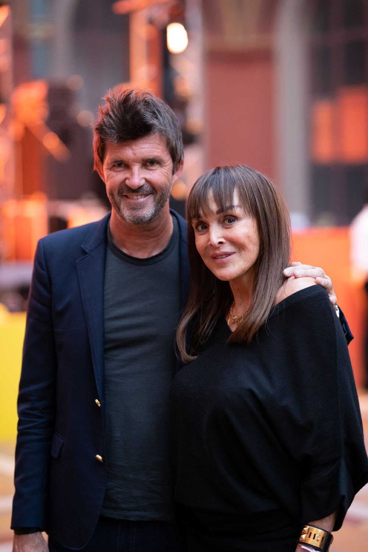 Paul-Emmanuel Reiffers et Babeth Dijan