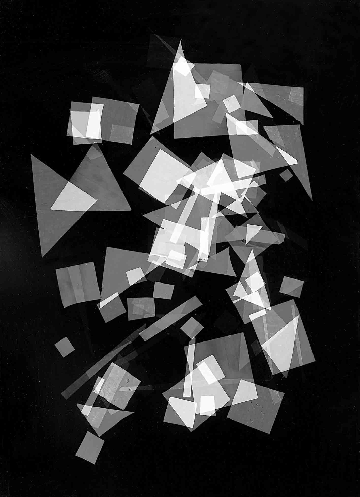 """Nino Migliori, """"Cellogramme"""" (1956) © Fondazione Nino Migliori, Bologna, Italie"""