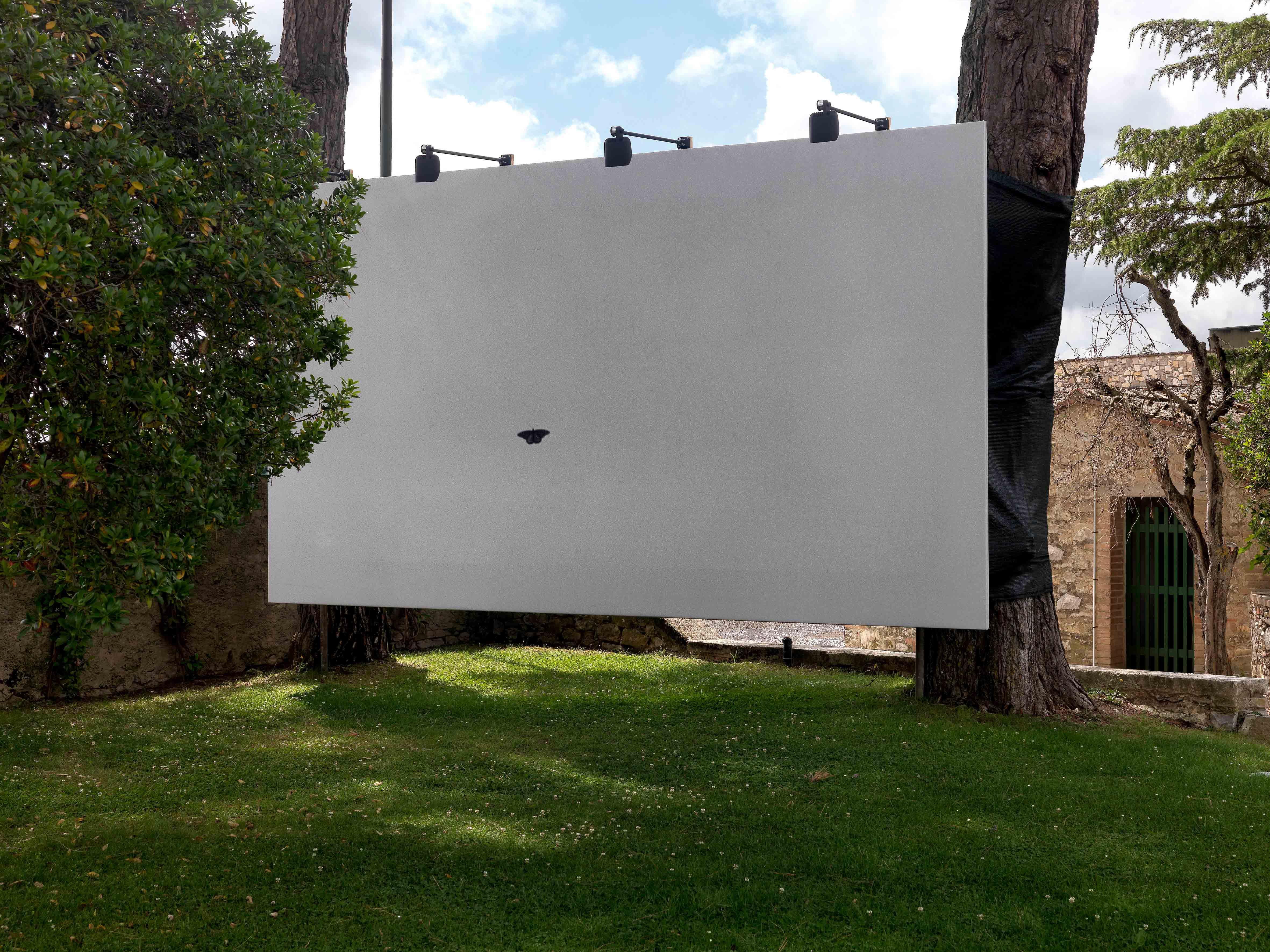 Henrik Hakansson Borgo, Borgo sans Felice. Photo par Massimo Listri