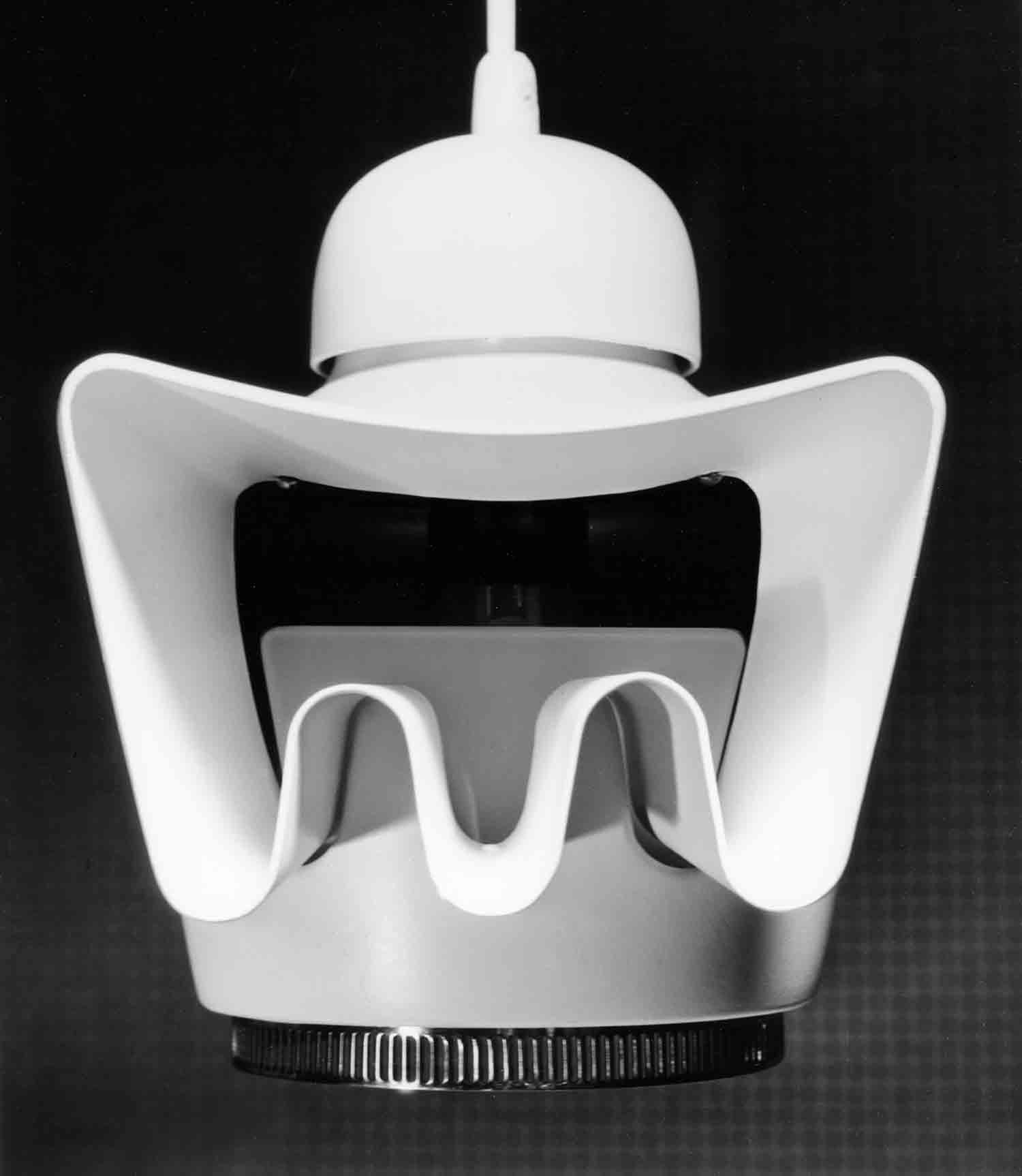 Maison Louis Carré, suspension ©Alvar Aalto Museum, photo P. Laurila