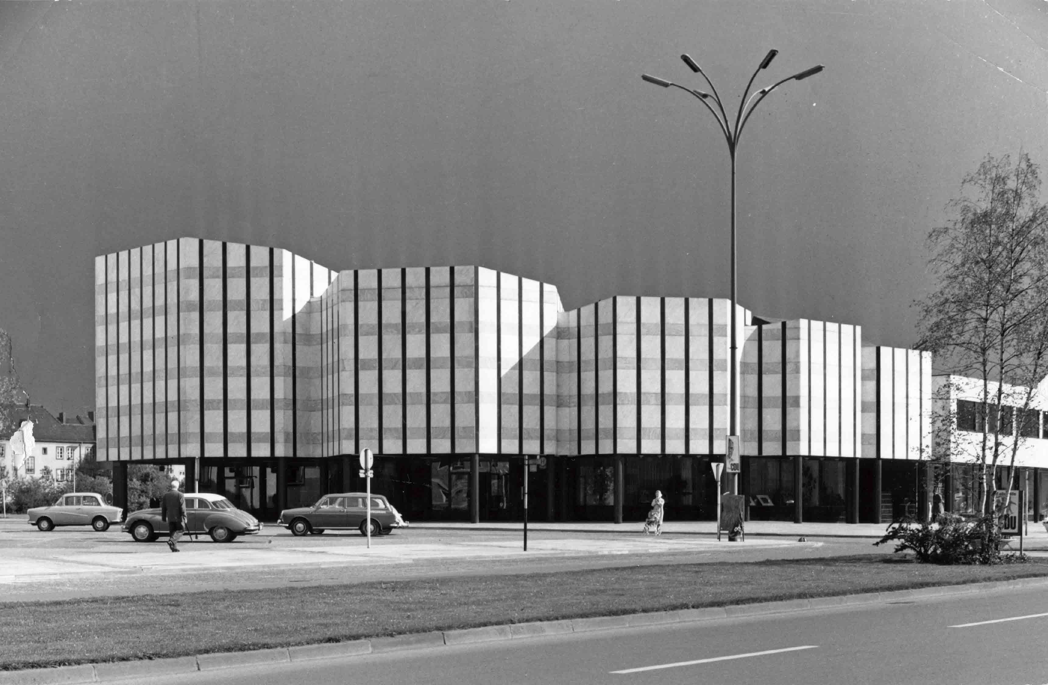 lvar Aalto, Cité de l'Architecture, Paris.