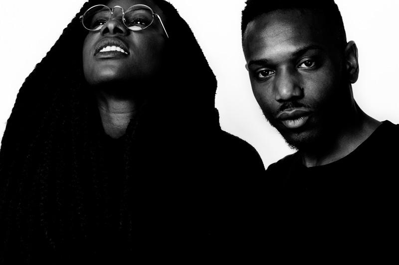 Kadiata Diallo et Lenny Guerrier de Niuku