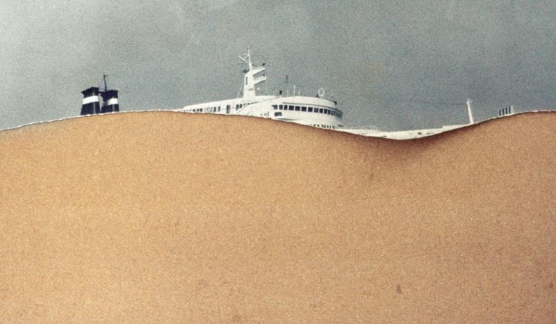 """Bastia"", Luigi Ghirri, 1976"