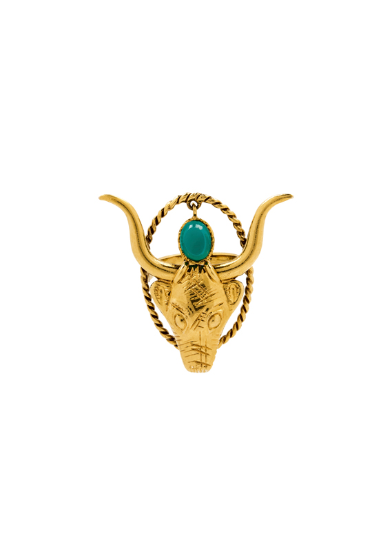 TAUREAU (20 avril-20 mai) : Vert • Agate verte