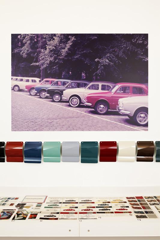 Paule Marrot, une décoratrice parisienne à la Régie Renault – Couleur et industrie.