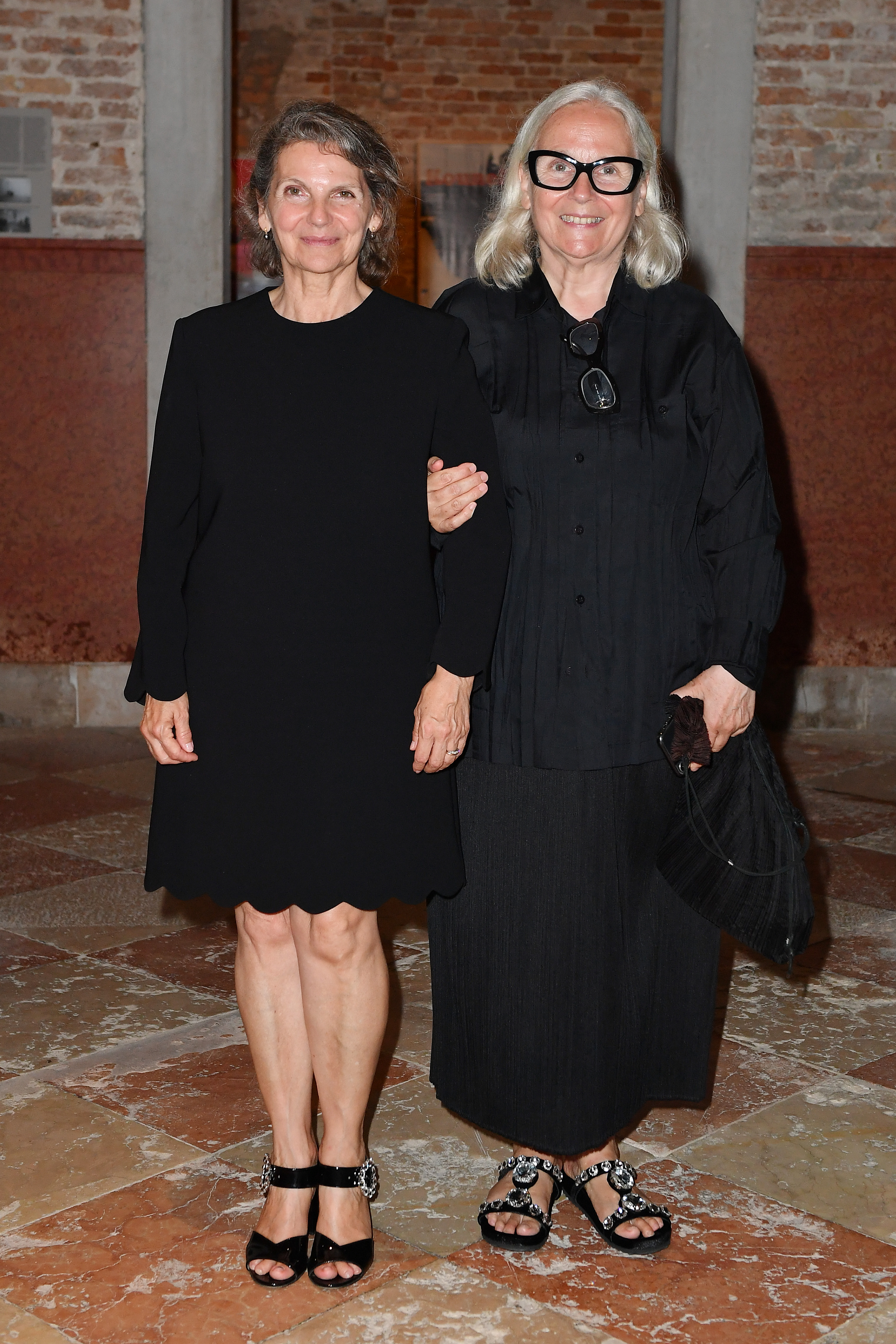 Marian et Birigtte Lacombe