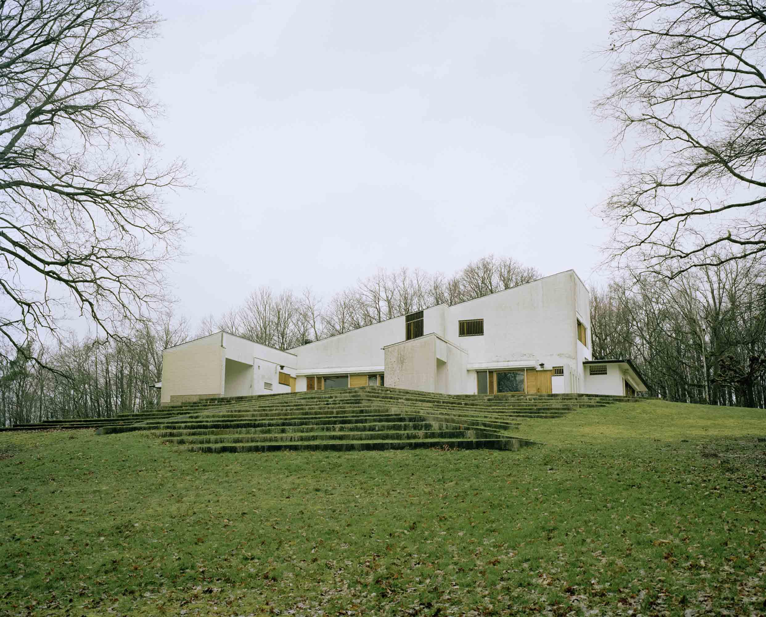 Armin Linke, Maison Louis Carré ©Armin Linke, VG Bild-Kunst, Bonn, 2014