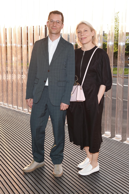 Matthew Slotover à l'inauguration de la Torre à la Fondazione Prada le 18 avril 2018 à Milan, Italie. (Photo by Stefania M. D'Alessandro/Getty Images for Fondazione Prada)