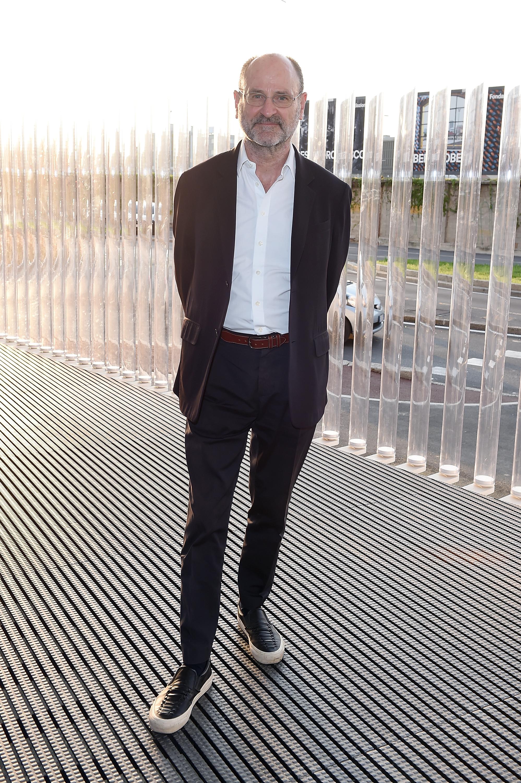 Mark Francis à l'inauguration de la Torre à la Fondazione Prada le 18 avril 2018 à Milan, Italie. (Photo by Stefania M. D'Alessandro/Getty Images for Fondazione Prada)