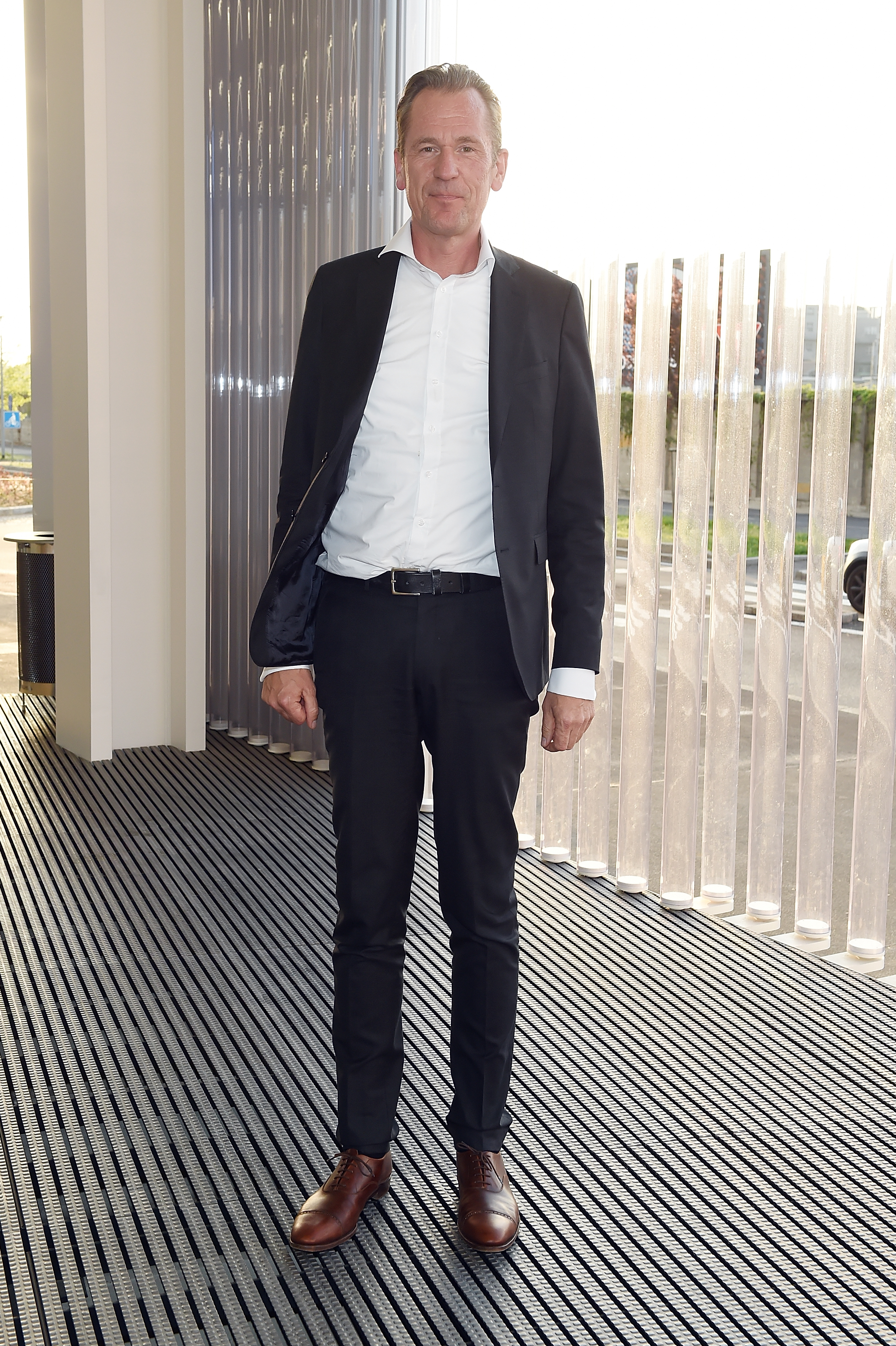 Mathias Dopfner à l'inauguration de la Torre à la Fondazione Prada le 18 avril 2018 à Milan, Italie. (Photo by Stefania M. D'Alessandro/Getty Images for Fondazione Prada)
