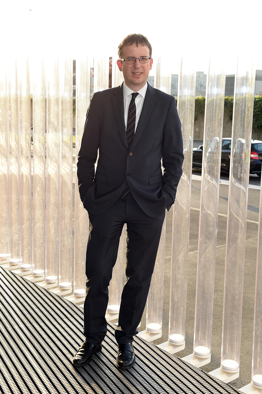 Filippo Del Corno à l'inauguration de la Torre à la Fondazione Prada le 18 avril 2018 à Milan, Italie. (Photo by Stefania M. D'Alessandro/Getty Images for Fondazione Prada)