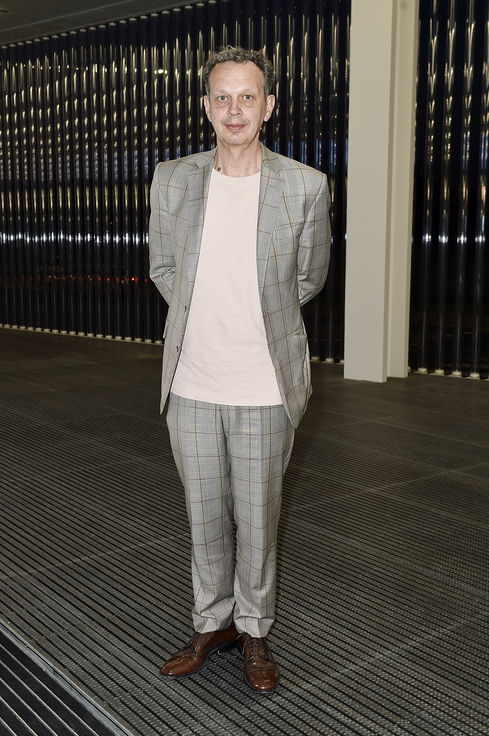 Tom Dixon à l'inauguration de la Torre à la Fondazione Prada le 18 avril 2018 à Milan, Italie. (Photo by Pietro D'Aprano/Getty Images for Fondazione Prada)