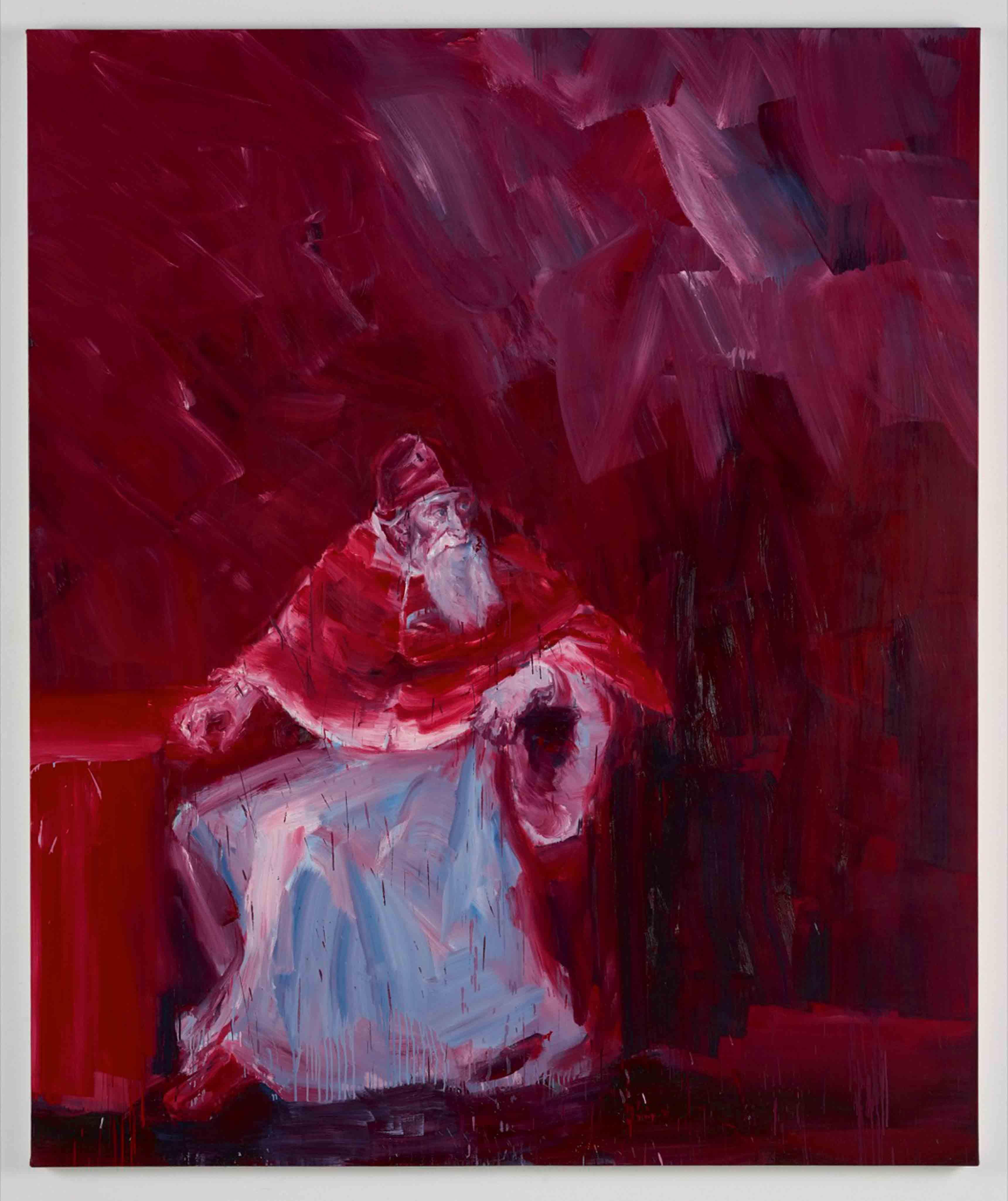Yan Pei-Ming, galerie Thaddaeus Ropac, Paris.