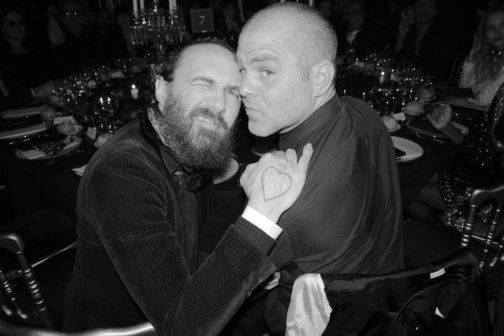 Mathias Kiss et Philip Utz