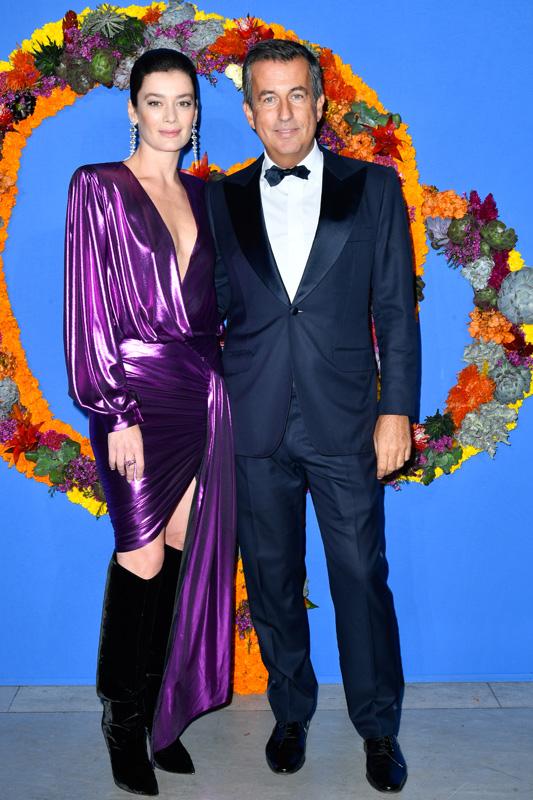 Aurélie Dupont et Cyril Karaoglan