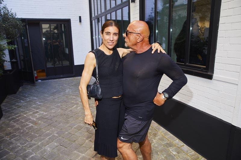 Blanca Li et Jean-Baptiste Mondino