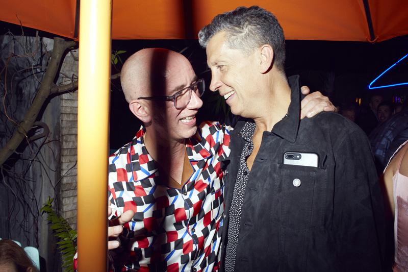 Carsten Höller et Stefano Tonchi