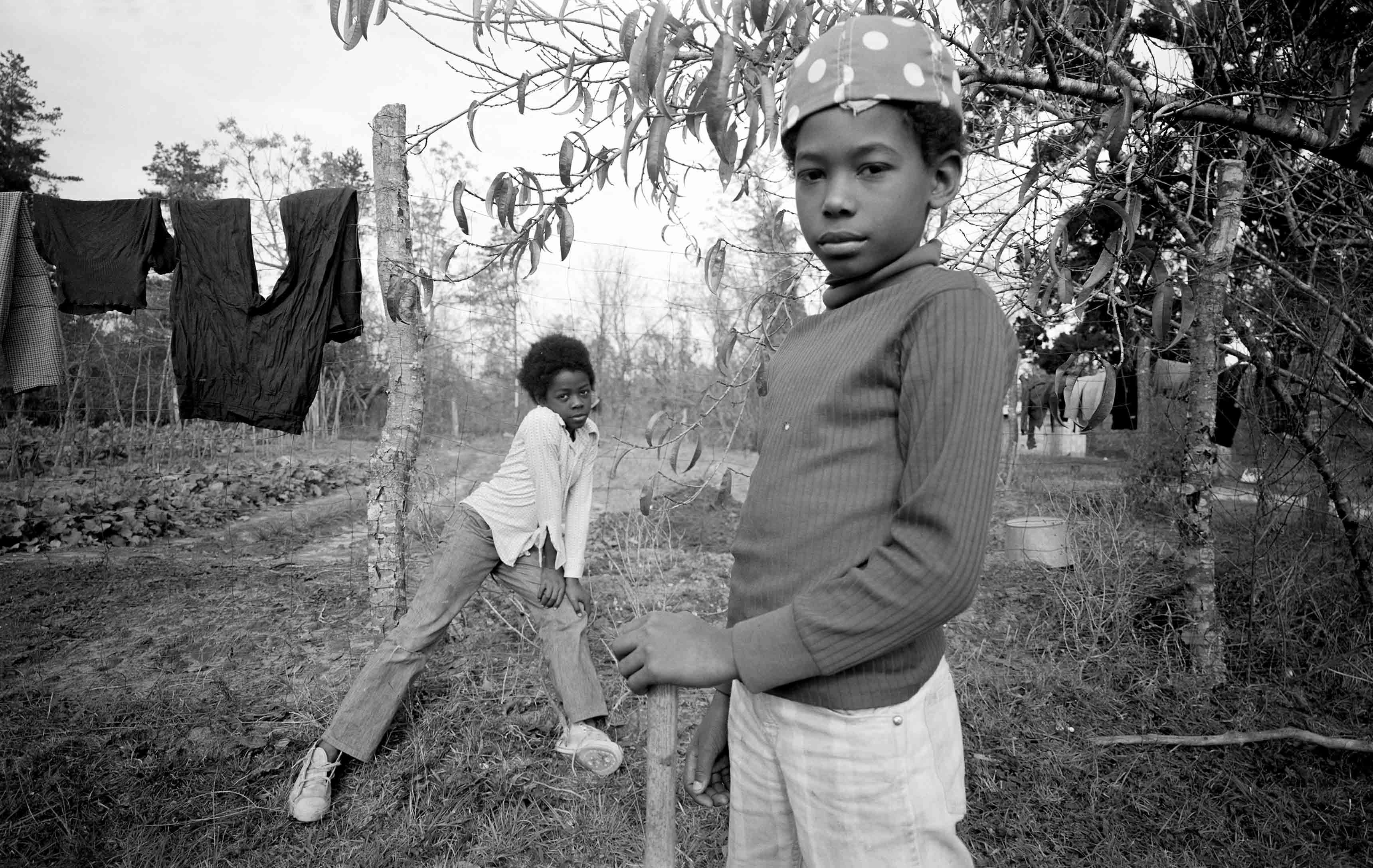 """Susan Meiselas, """"Mississippi"""". Série Porch Portraits, 1974 © Susan Meiselas/ Magnum Photos"""