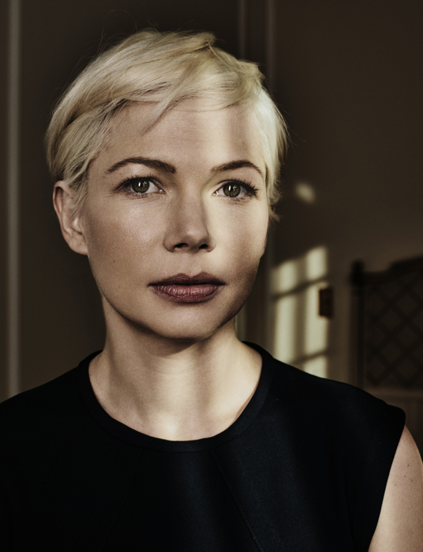 Michelle Williams. © Jérôme Bonnet. Courtesy agence Modds, Paris.
