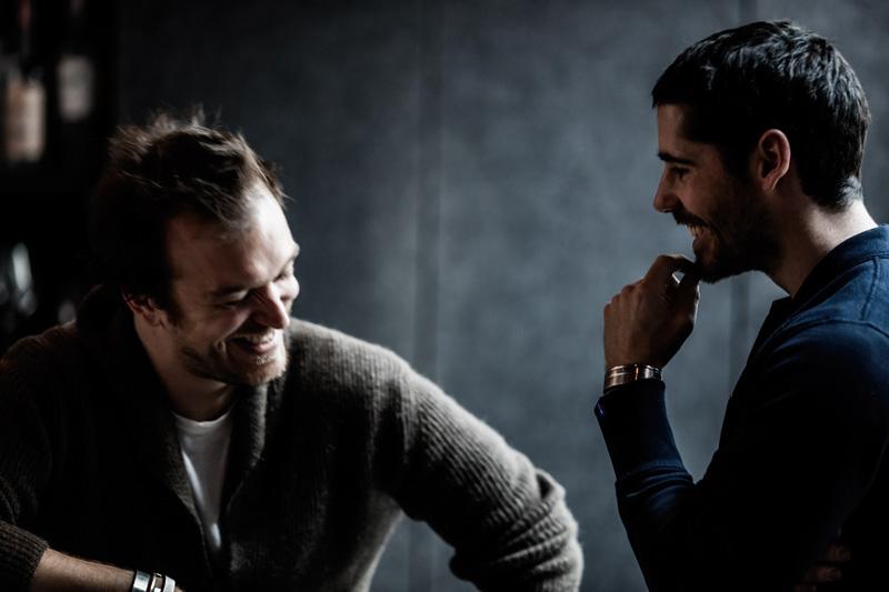 Adrien Messie et Erwan Le Louer du Gramme