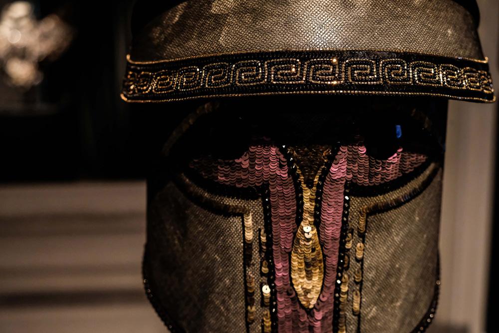 Le casque d'Athéna